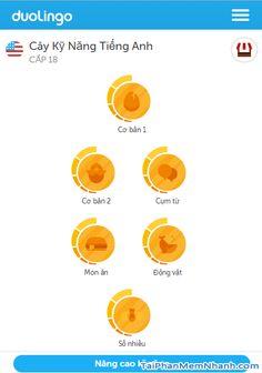 Tải ứng dụng học tiếng anh Duolingo cho điện thoại Android