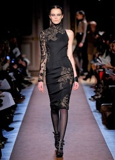 Andrew Gn (RTW fall/winter 2012 2013)  Very Witchy Collection!