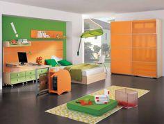 awesome Desain Interior Kamar Tidur Anak Keren 2015 Model kamar tidur anak remaja