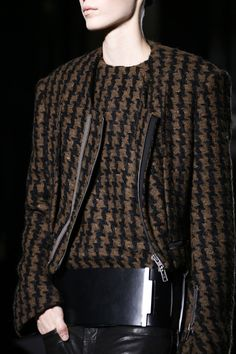 Haider Ackermann   Fall 2014 Ready-to-Wear Collection   Style.com