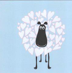 Sheep - Love. Sooo cute!!!