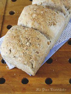 Mi Gran Diversión: Pan de nueces