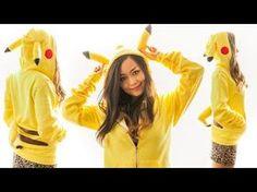 Pikachu Hoodie DIY