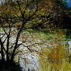 Pete Gilbert Painting