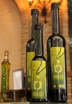 Aceite de Oliva. Olive oil. Priego de Córdoba. Spain