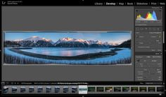 How to Create a Panorama Photo lightroom Digital Photography School, Photoshop Photography, Creative Photography, Landscape Photography, Photography Tips, Basic Photoshop Tutorials, Lightroom Tutorial, Panoramic Pictures, Natural