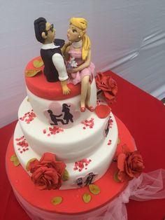 cake de novios