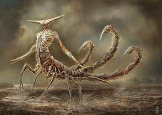 Die düsteren Tierkreiszeichen (Skorpion) des Damon Hellandbrand | The Creators Project