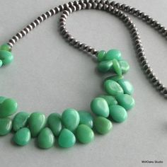 beautiful color - I really need new jewelry
