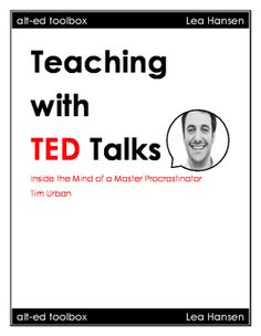 This worksheet is intended to be used with Tim Urban's humorous TED Talk…