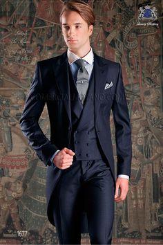 Tissu 100% pantalons en laine et étiquette noire. Homme  ÉlégantJaquetteVêtements De CérémonieHommes MariageMode ... a2271463e6b