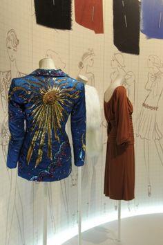 Yves Saint Laurent, 1971 - Nieuwe Expositie Eert Omstreden YSL-Collectie - Nieuws - Fashion