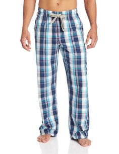 Perfect for lounging around the house. Breezy lounge pant crafted from pure cotton. Comfort and style with ease and convenience. Sleep Pants, Lounge Pants, Mens Sleepwear, Man Weave, Underwear, Pajama Pants, Guys, Cotton, House