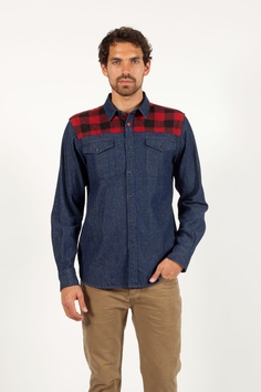 Wayland Denim Trail Shirt from Penfield