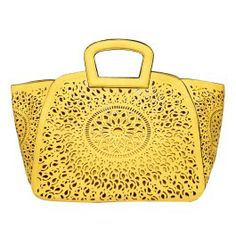 "What a lovely tote for the summer! The ""Nancy"" bag  By Melie Bianco"