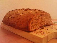 Domácí chléb, vegan | veganodaktyl - veganské recepty