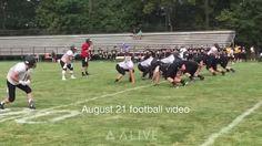 Spartans' football video - August 21, 2015
