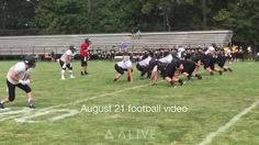 Spartans' football video - August 21, 2015