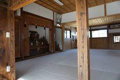 Ibaragi Aiki Dojo Interior Dojo, Divider, Interior, Furniture, Home Decor, Ideas, Decoration Home, Indoor, Room Decor