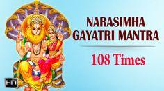 Narasimha Gayatri Mantra - 108 Times Chanting with Lyrics - Powerful Mantra for Peace Gayatri Mantra 108, Audio Songs Free Download, Lyrics, Peace, Times, Sayings, Krishna, Youtube, Song Lyrics