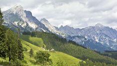 Bacheralmblick mit Haller Mauern / © TVB Pyhrn-Priel/Sulzbacher Mount Everest, Mountains, Nature, Travel, Tourism, Tours, Places, Viajes, Nice Asses