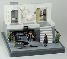 [SoNE] Free Build #3 by Lego Fjotten on Flickr