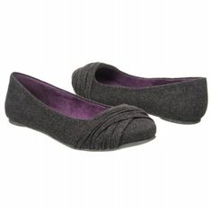 Women's Blowfish Poema Grey Two-Tone Flanne FamousFootwear.com 40% off $29.99