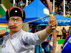 'Warrior Queens Are in My Blood': Meet Mongolia's Notorious Female Archers