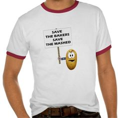 save the bakers save the mashed t-shirts T Shirt, Hoodie Sweatshirt
