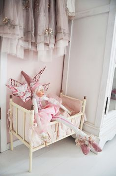 kinderkamer romantische details