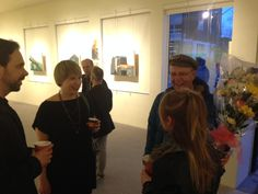 April 2nd, March, Opening Night, Urban Landscape, New Words, Exhibitions, Artist, Artists, Mars