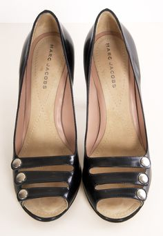 MARC JACOBS HEELS. Love love... Those shoes