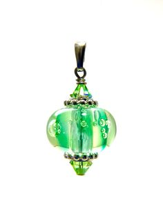Omnipot Furnace -- ヴァレリー(5) フォレストデュー Lampwork Beads, Belly Button Rings, Christmas Ornaments, Holiday Decor, Jewelry, Jewlery, Jewerly, Christmas Jewelry, Schmuck
