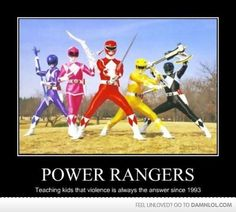 We had to be on the wait list at Toys R Us when the first action figures came out. When we finally got them, my pink ranger's arm broke off immediately and I balled my eyes out!