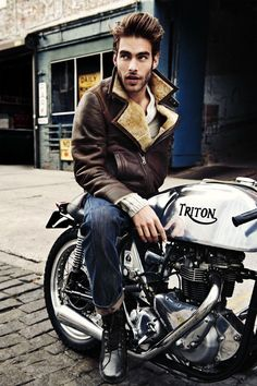 Jon Kortajar Cafe Racer motorcycle