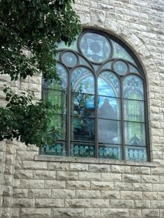 church stained glass Cedarburg Wisconsin