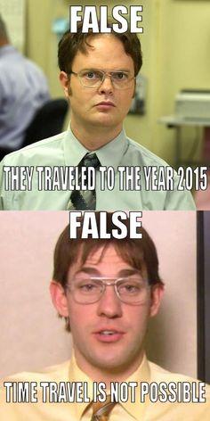 Dwight Vs. Dwight?