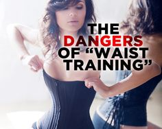 What Are the Disadvantages of Waist Trainers? – Me and My Waist