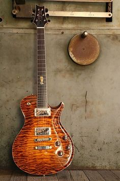 Paul Reed Smith Private Stock McCarty Singlecut 594 #6829 | Reverb #prsguitars