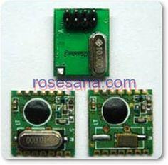 2R Hardware & Electronics: TXM02 ism band FSK transmitter module