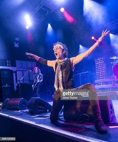 Gary Cherone of Extreme performs live on stage at Academy Birmingham on December 17 2017 in Birmingham England Gary Cherone, Bbc, Nuno Bettencourt, Birmingham England, December 17, Rock Groups, Latest Albums, Van Halen