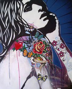 Copyright, Urban Art, Bristol