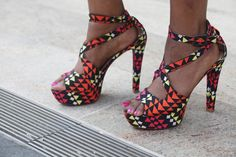 Fall Shoes and boot trends from Fashion Week NY