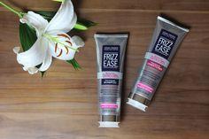 Nova linha John Frieda Beyond Smooth Frizz Imunnity produtos para cabelo com óleo de coco
