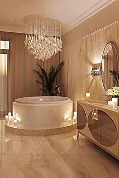 Welcome to our image gallery with luxurious bathroom decors that adorn most women's dreams. Bathroom designs in black, white, gray and beige colors will perhaps inspire you. If you have the idea to renovate your cabinet, dresser or washbasin countertop, we recommend you to take a look at 55 different modern bathroom designs.