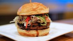 A bucket list of burgers to try in Las Vegas