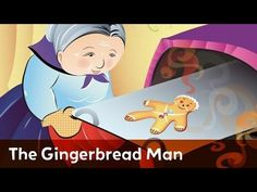 Fairytale: The Gingerbread Man read by John Krasinski by Speakaboos ITS READ BY JOHN KRASINSKI!!!!