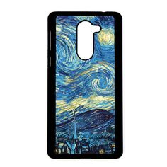 Van Gogh Star Oil Painting Case For Huawei Honor 6X