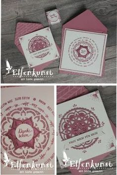 Stampin' Up! Orientpalast, Eastern Palace