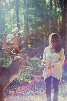 Deer / Mykita